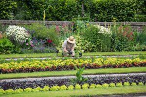 Jardin pequeño moderno